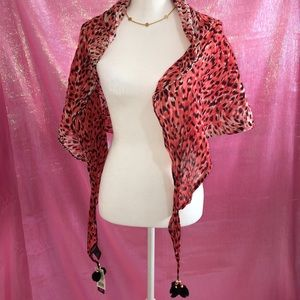 Betseyville (Betsey Johnson) scarf